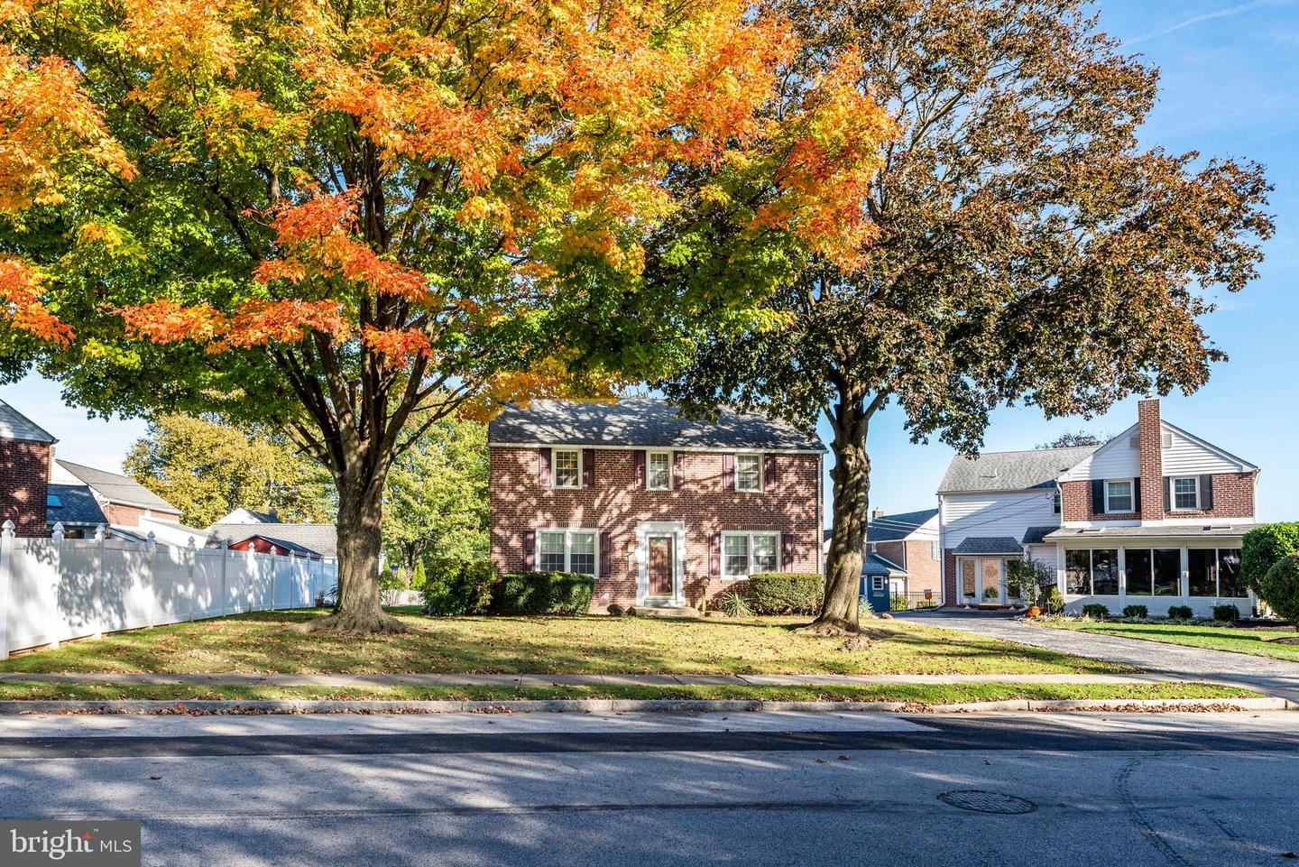 109 Colonial Park Drive Springfield, PA 19064