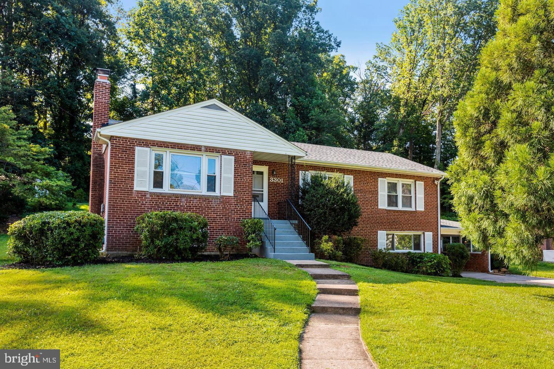 3301 Patrick Henry Drive   - Fairfax, Virginia 22044