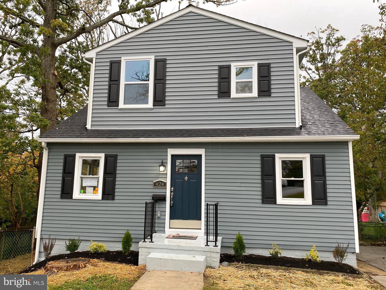 424 Bloomsbury Avenue   - Catonsville, Maryland 21228