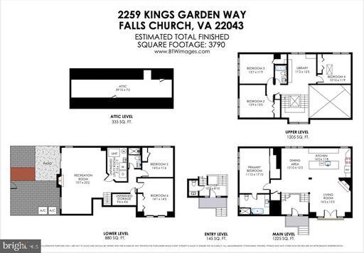 2259 Kings Garden Way Falls Church VA 22043