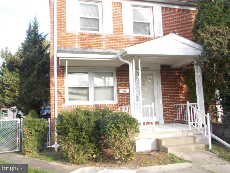 8435 Harris Avenue   - Baltimore, Maryland 21234