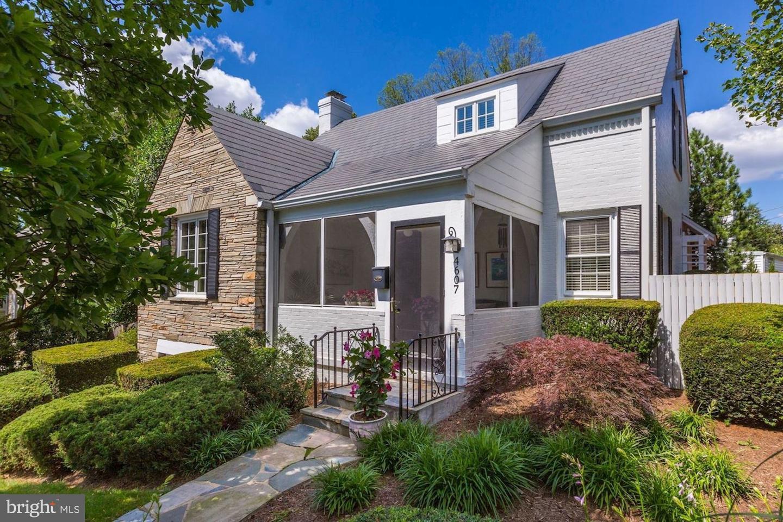 4607 Overbrook Road   - Bethesda, Maryland 20816