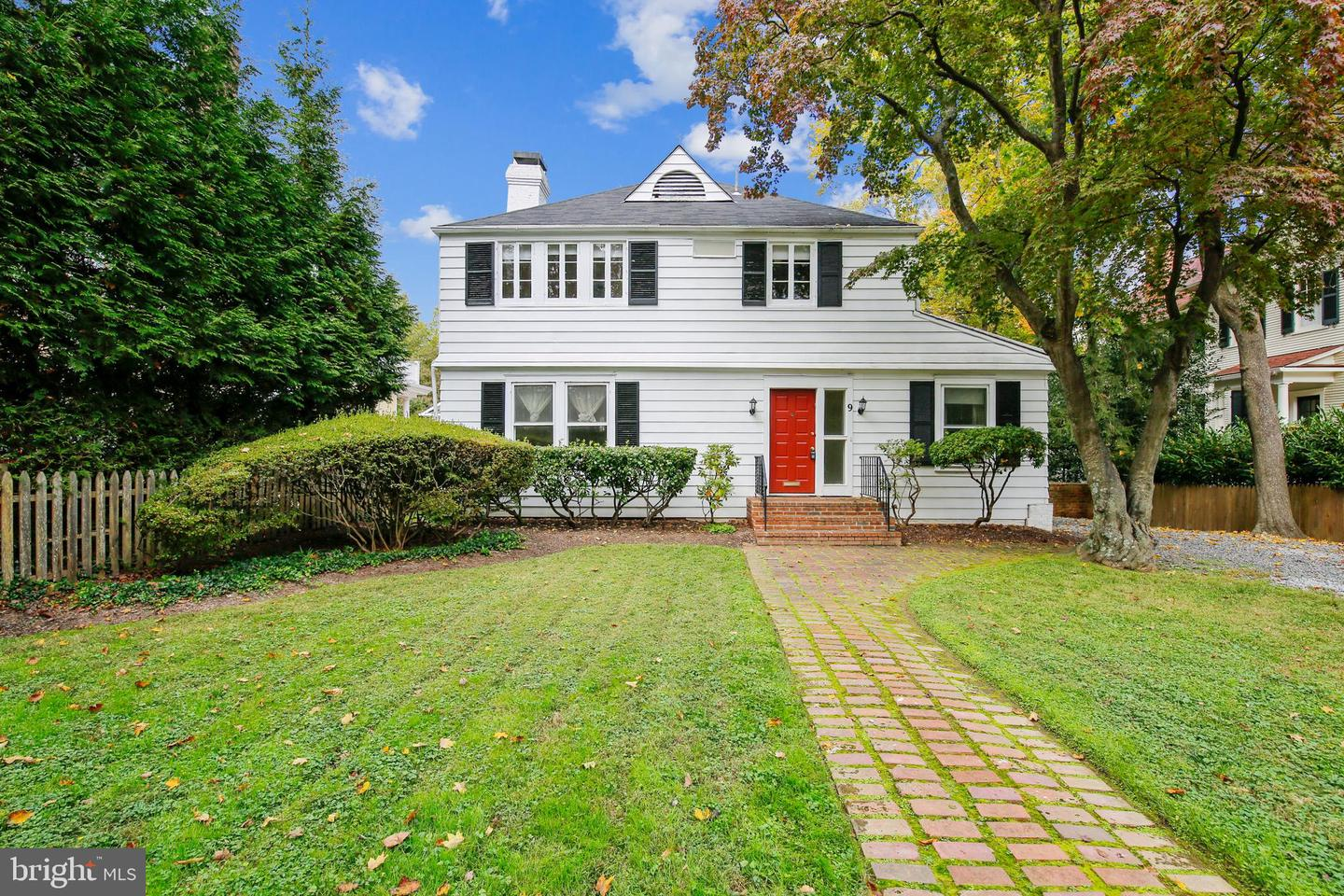 9 Kirke Street   - Chevy Chase, Maryland 20815