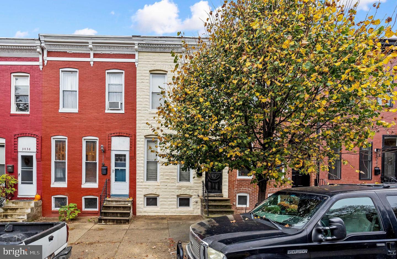 3040 Keswick Road   - Baltimore, Maryland 21211