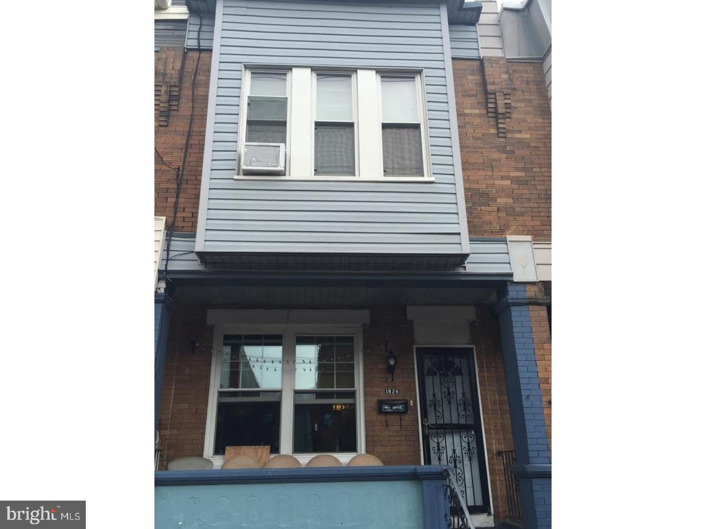 1826 S 24th Street Philadelphia, PA 19145