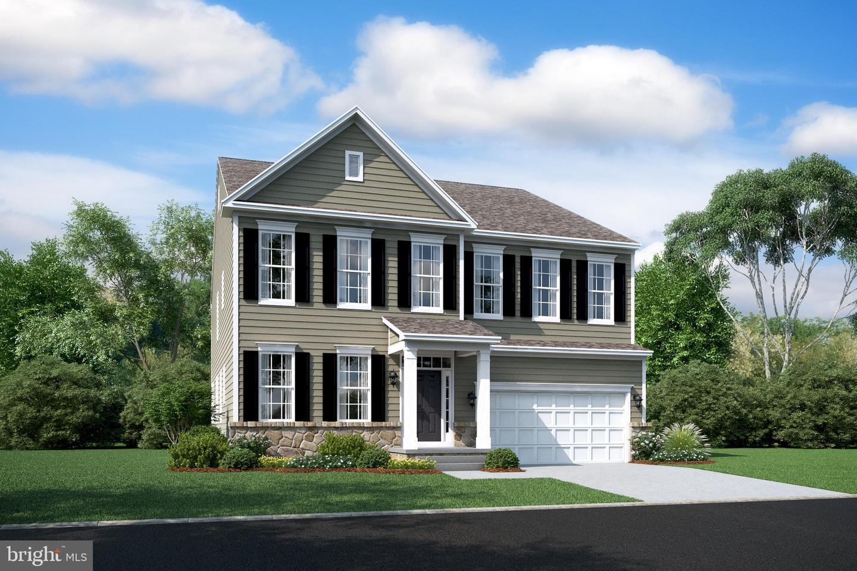 6214 Flutie Lane   - Clarksville, Maryland 21029