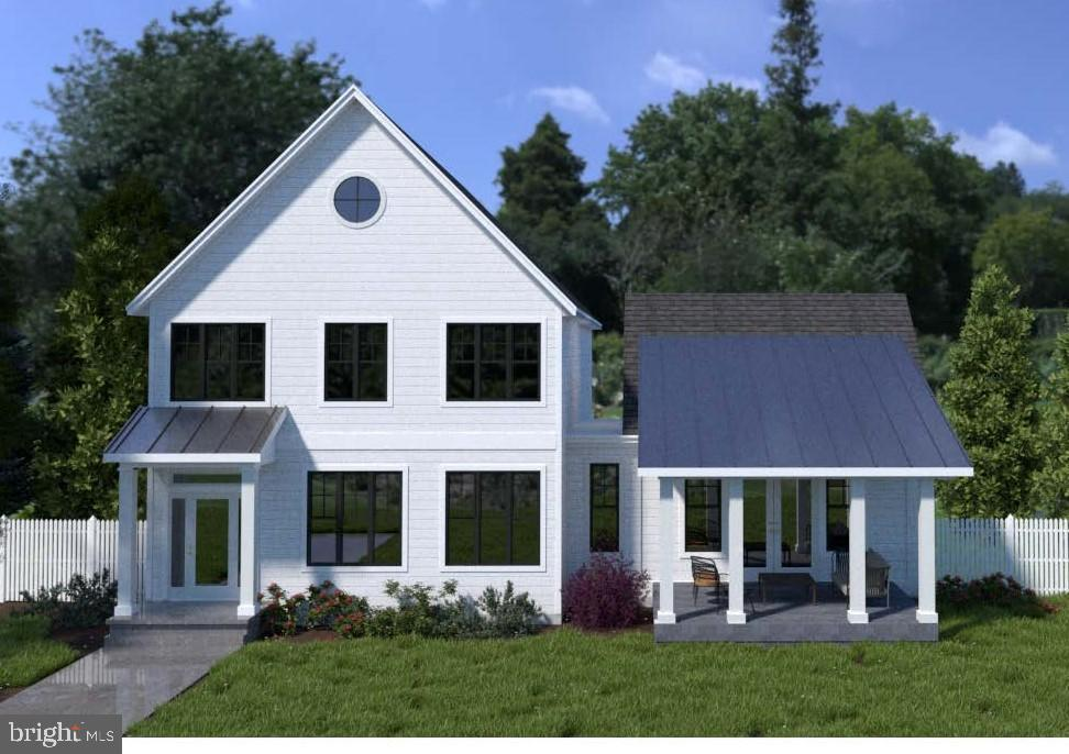 TO BE BUILT: New 5 Bedroom, 5 ensuite full baths and 3 half baths (one on living level, one in basement and one accessible from the pool) with inground swimming pool only 3 blocks to the beach and 2 blocks to the center of town on an oversized lot.  Open space living floorplan features a Great Room with vaulted ceiling opening to both the pool and the screened porch.  Upscale finishes and Bosch kitchen appliances First floor bedroom and each of the additional bedrooms all have their own private baths. The full basement with both inside and outside entrance is perfect for storage, or convert to exercise area, TV room, play area or use your imagination.  Outside is a new inground pool which will be great for entertaining family and friends.  Close enough to walk to the beach and all in town amenities but tucked away from the crowds on a quiet street.  The large 75x100 lot allows for a bigger home plus a pool under City regulations and will have the pool, a pool pavilion and fire pit.  In town homes include free parking passes for your cars and two transferable ones for guests.  Low taxes help make this a great getaway or permanent home.  Construction by Cottages of Rehoboth, a previous winner of several Rehoboth Beach Cottage Awards.