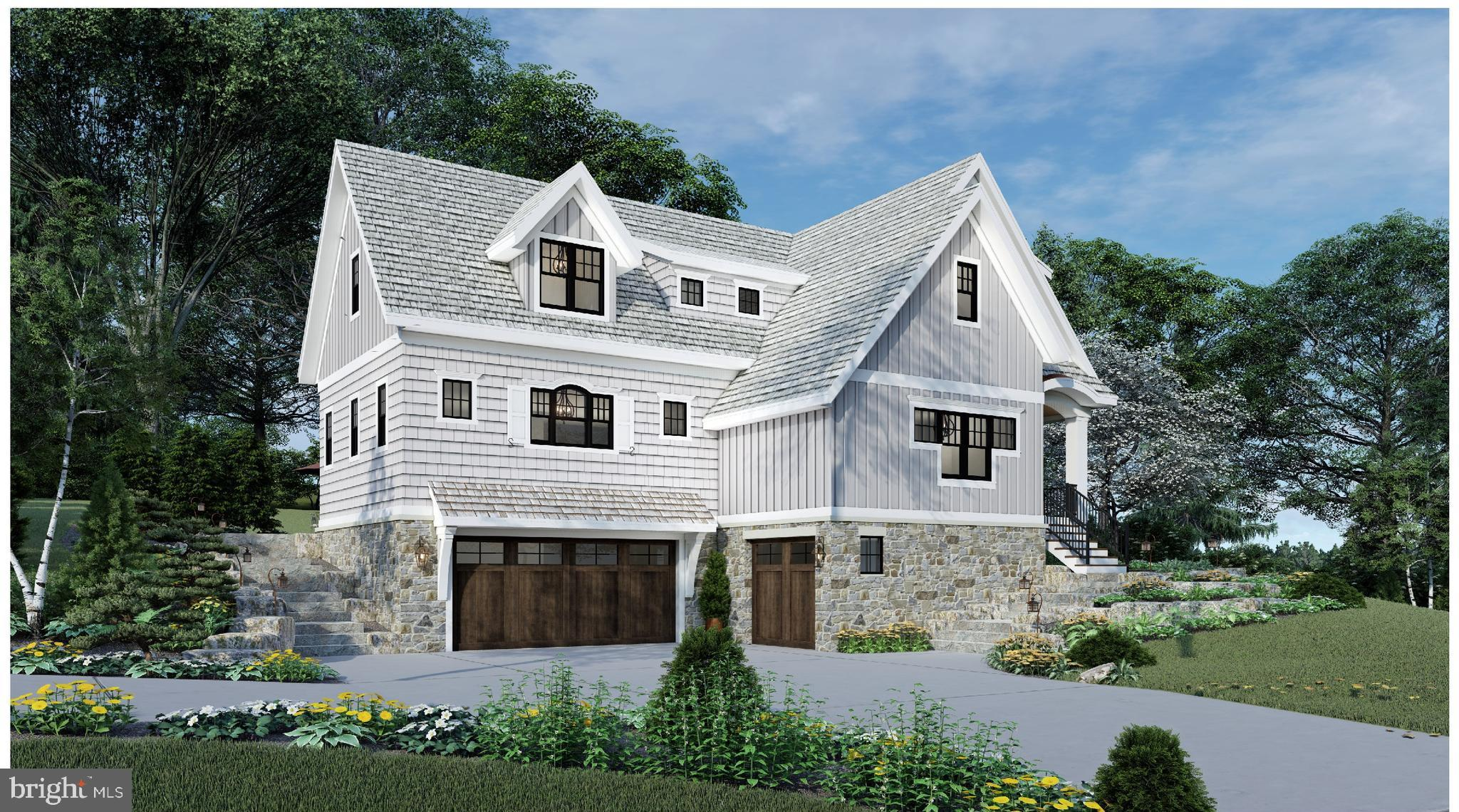 Don't miss out on the rare opportunity to own your dream home in one of the top neighborhoods in Philadelphia. The home will be situated in a lush park-like setting overlooking the Morris Arboretum. With an exclusive tie-in with the luxury boutique firm Harth Builders, you will receive the utmost quality in design, building material, and construction. The proposed home will have approximately 4700 sq ft of finished living space and a three-car garage.  Get in now while there is still a chance to pick your finishes!  Harth Builders is a design/build firm so you can meet with one of their design team to start customizing your new home today! 10-year tax abatement will be included. Estimate of completion Summer 2022!