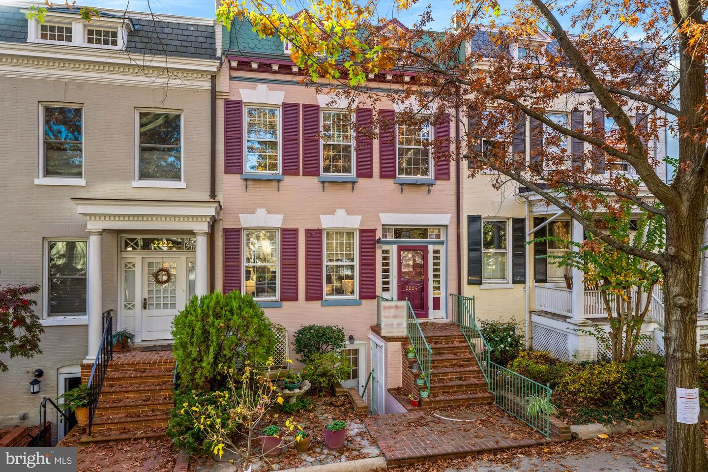 2224 Hall Place NW  - Washington, District Of Columbia 20007