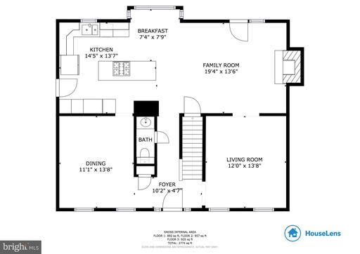 14704 Calvary Pl Centreville VA 20121