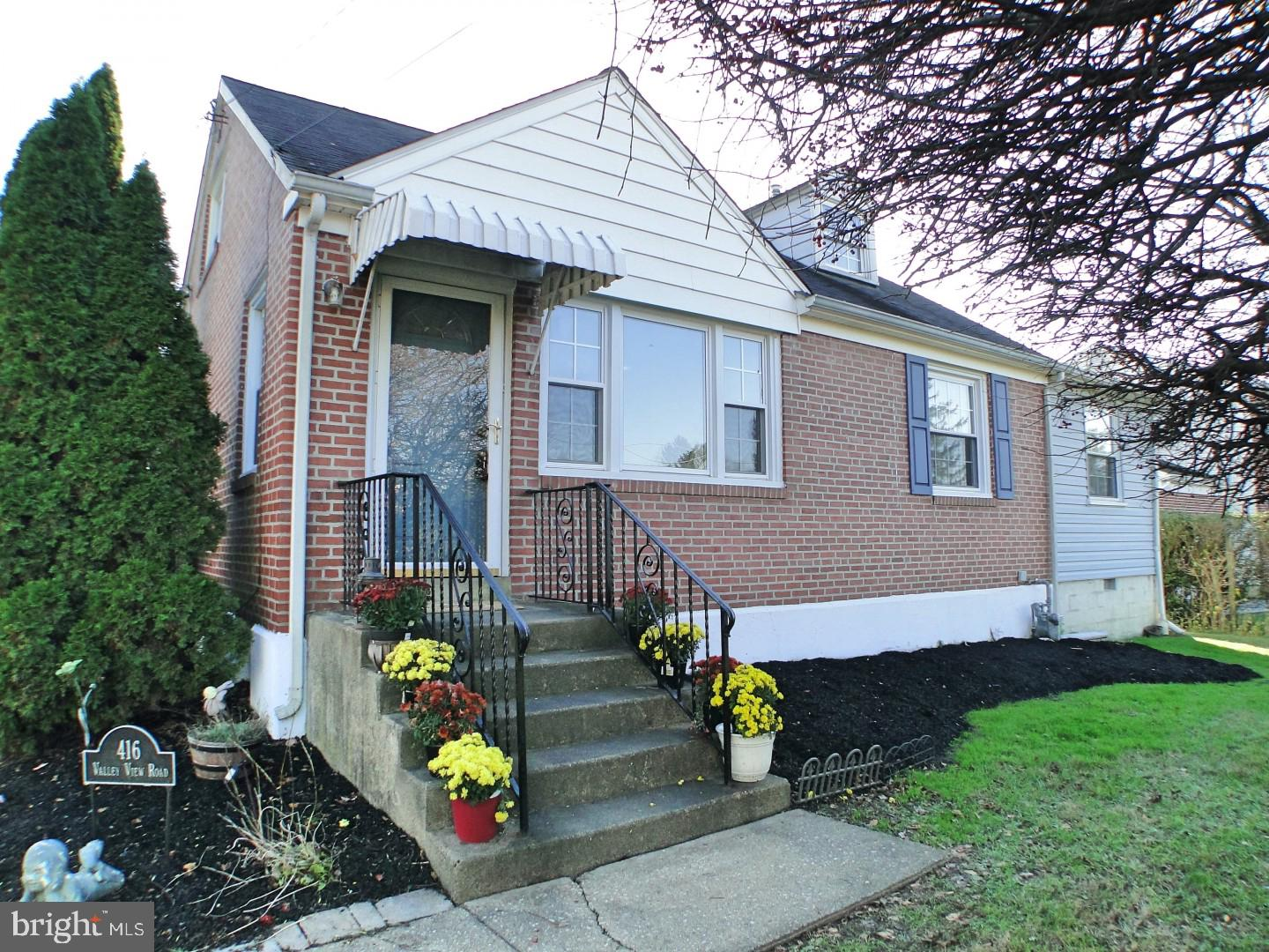 416 Valley View Road Springfield, PA 19064