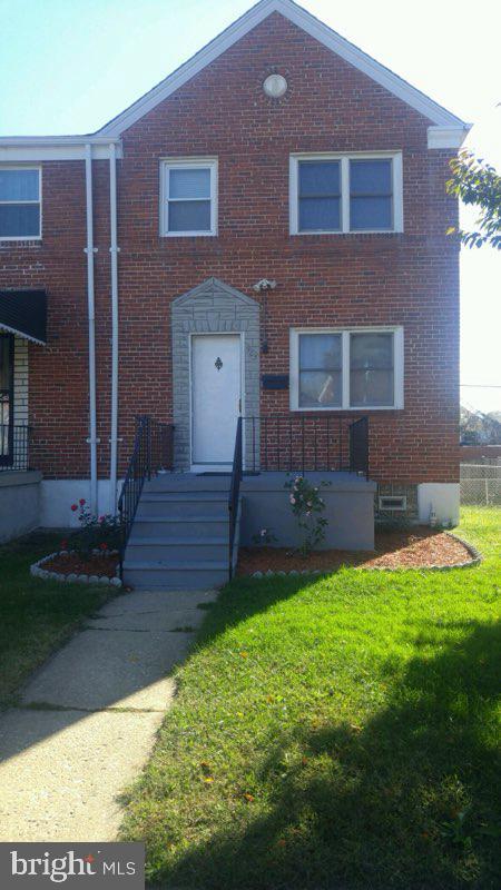 905 Coleridge Road   - Baltimore, Maryland 21229