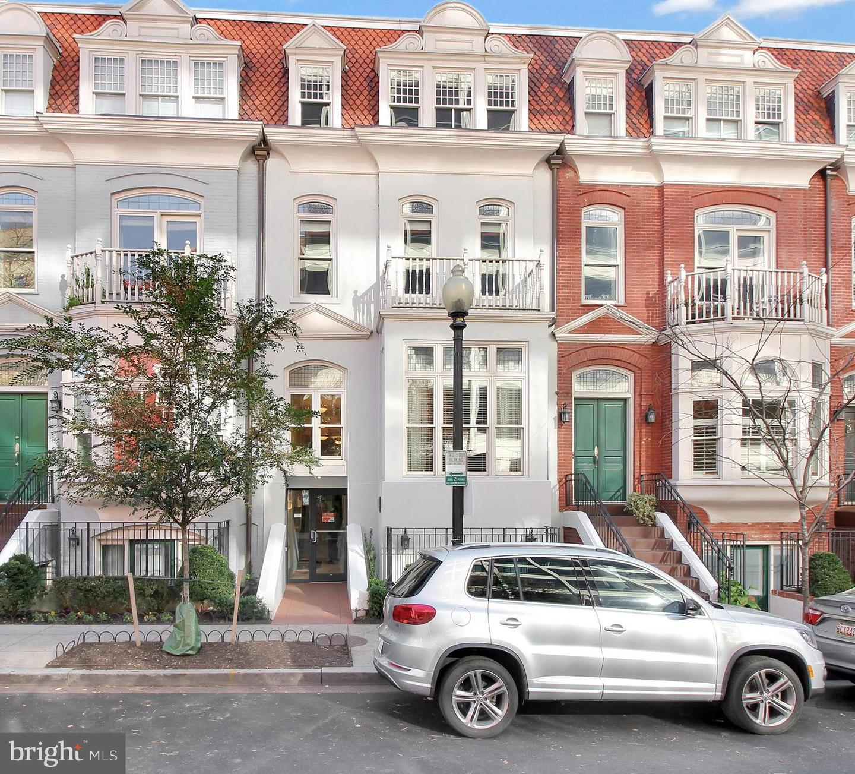 1830 Jefferson Pl NW #20                                                                               Washington                                                                      , DC - $850,000