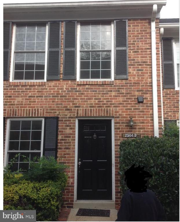 2504-D S Arlington Mill Dr #D, Arlington, VA 22206