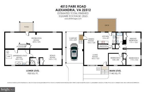 4513 Park Rd Alexandria VA 22312