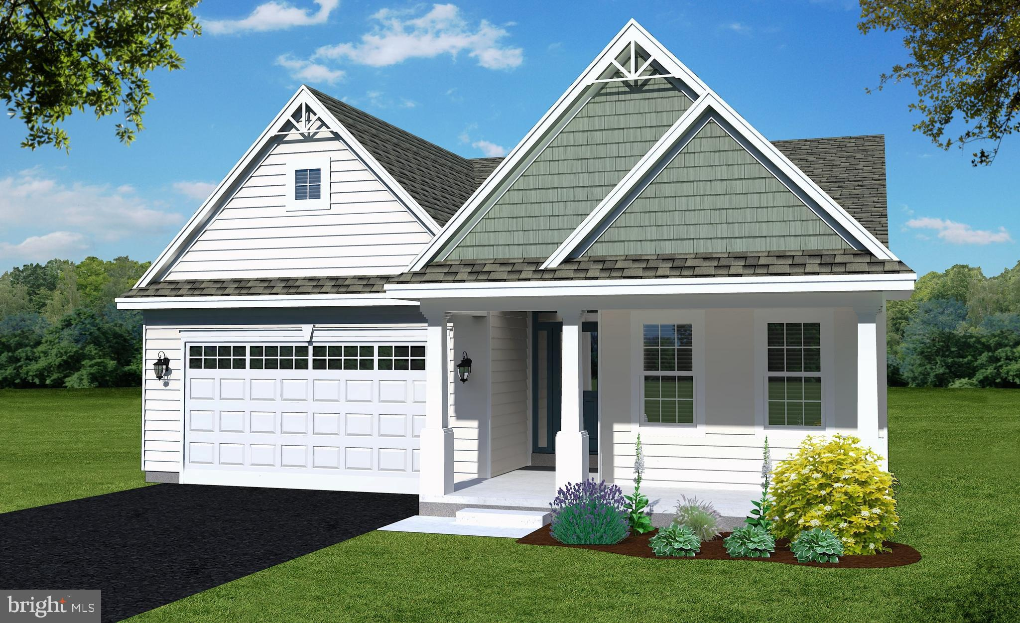 Visit our 55+ community at The Preserve at Robinson Farm. This Pembrooke II is being built just for you! The floor plan has style and simplicity all in one- 2 bedrooms, study, 2 full baths. Once you enter, you will be welcomed by a cozy foyer with luxury vinyl plank flooring. The open kitchen includes bright white cabinets with crown molding, granite accented with stainless steel appliances, large island with a sink built in looking into your family room. The cafe area and a family room allows you space to entertain from the glow of the fireplace.  The large owners' bedroom with en-suite tiled bath and shower, and full-sized laundry round out this beautiful home. Let's not forget the full unfinished basement with rough in plumbing to add a full bathroom in the future. This home offers all the space you need with lawn service included! Clubhouse included! The builder has a tremendous reputation for excellence and 40+ years of building experience with a proven track record of success.  This home is under construction, photos may be of a similar or decorated model home.