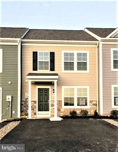 MOVE-IN SUMMER 2021! Last chance to own a BRAND NEW END UNIT TOWNHOME in BRIAR RUN! Welcome home to the Madison II. Step through your front door to be greeted by your family room right off the kitchen with an 8ft rear Morning included, adding extra space in the kitchen and owner's suite! The light and bright morning room is the perfect spot to enjoy your morning coffee. After a long day, retreat up the stairs where you will find your spacious owner's suite with generous walk-in closet and en suite owner's bath. Don't miss the opportunity to call this wonderful Madison II townhouse your new home. Bedroom level laundry for added convenience.  One of Jefferson County's most convenient locations to shopping, dining, and commuter routes. *Photos may differ from actual home*