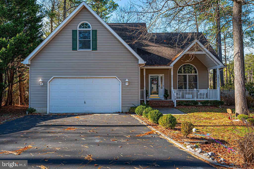 Absolutely STUNNING  Waterfront  (Beachwood Built) home located within the highly demanded community of Ocean Pines!  Find yourself relaxing in comfort within your Amenity filled neighborhood.  Beach Clubs, Pools, Golf Clubs, Yach Club, Fitness Center, Indoor and Outdoor pools available.  These are only a few of the amazing opportunities you would have at your fingertips.   Extremely OPEN concept, large bedrooms and wonderful Kitchen!   This home sits tucked into a cul-de-sac and has the most beautiful Waterfront views leading out to the Assawoman Bay.  Protected grounds just outback, stunningly filled with wildlife will leave you with this view for many years to come.  Large and finished off (not included in tax listed footage) sunroom    Located 5 minutes from Ocean City's lovely sandy beaches, two minutes from dining, shopping and entertainment.   If you want everything you need at your doorstep...this home is for you!   Home furnishings are Negotiable with accepted offer.