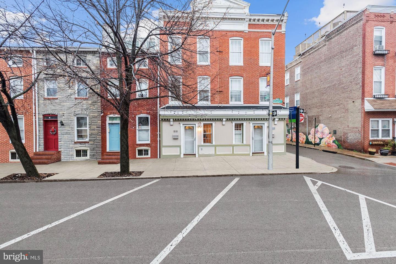 1818 Gough Street   - Baltimore, Maryland 21231