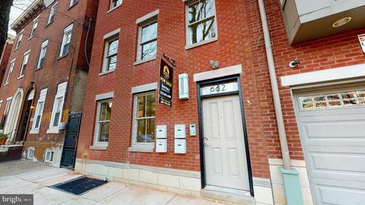 Property for sale at 662 N 15th St #3, Philadelphia,  Pennsylvania 1