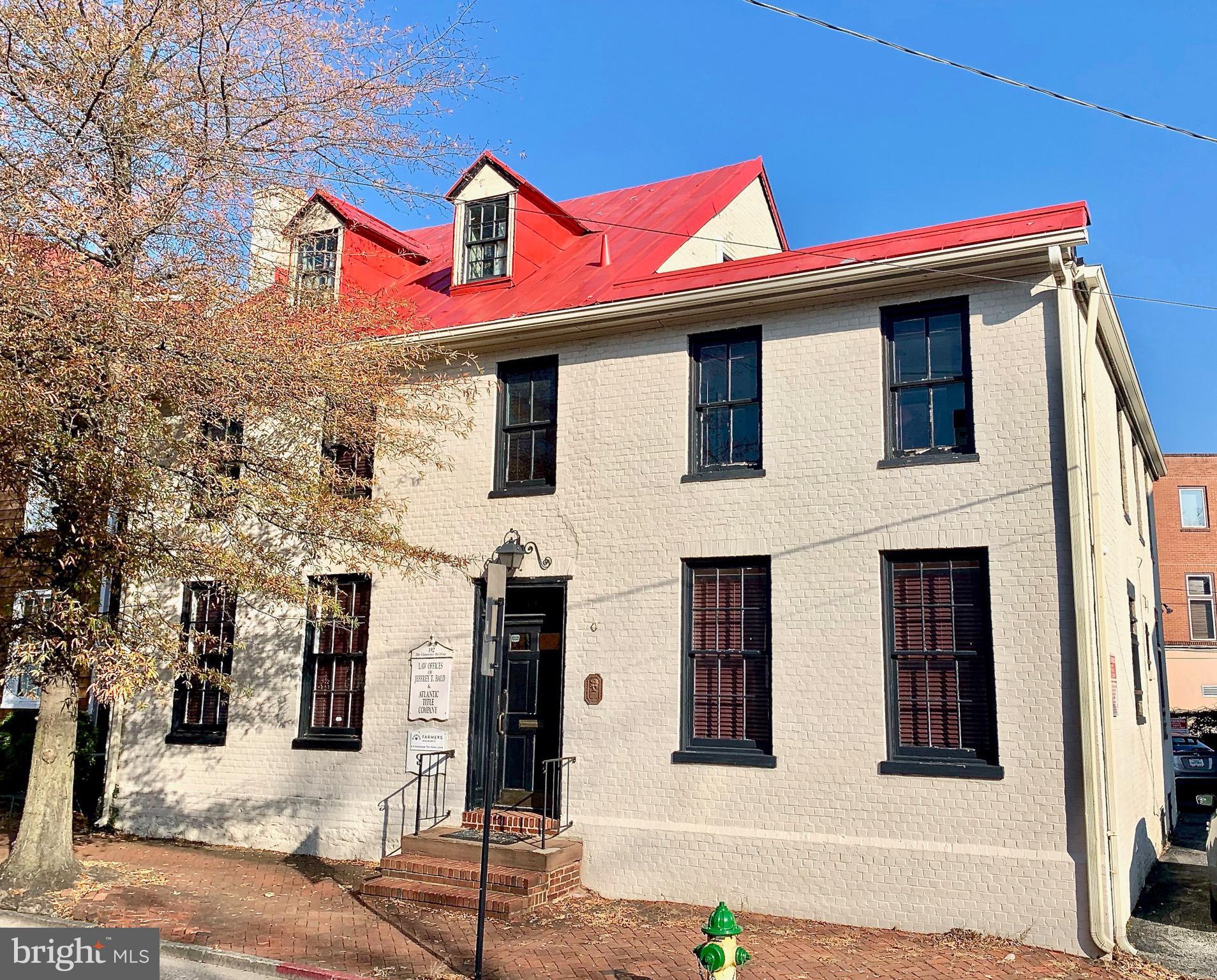 192 Duke Of Gloucester St, Annapolis, MD, 21401