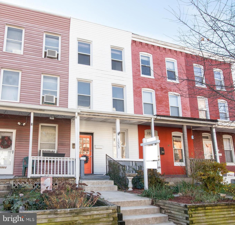 1005 37th Street   - Baltimore, Maryland 21211
