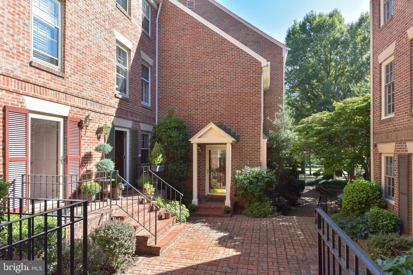 1216 Abingdon Drive   - Alexandria, Virginia 22314