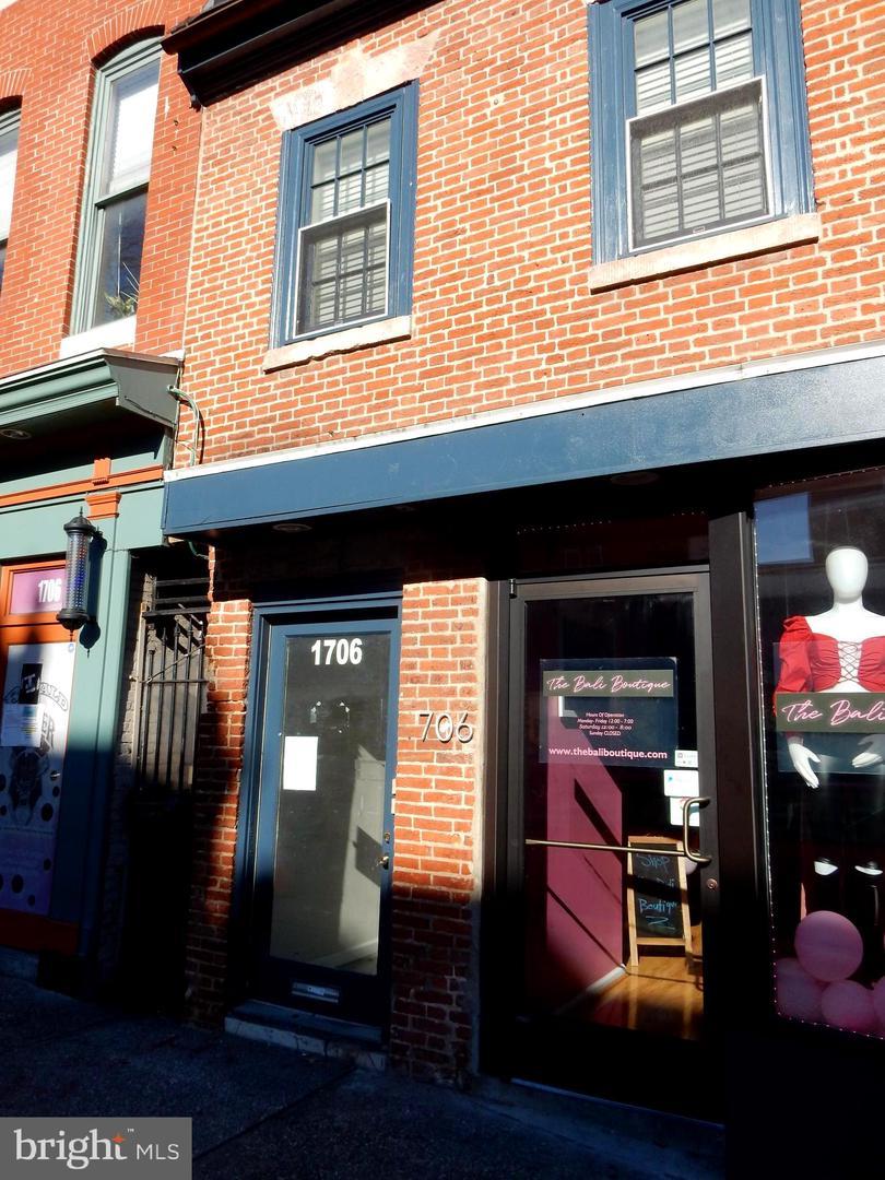 1706 Fleet Street  #1 - Baltimore City, Maryland 21231