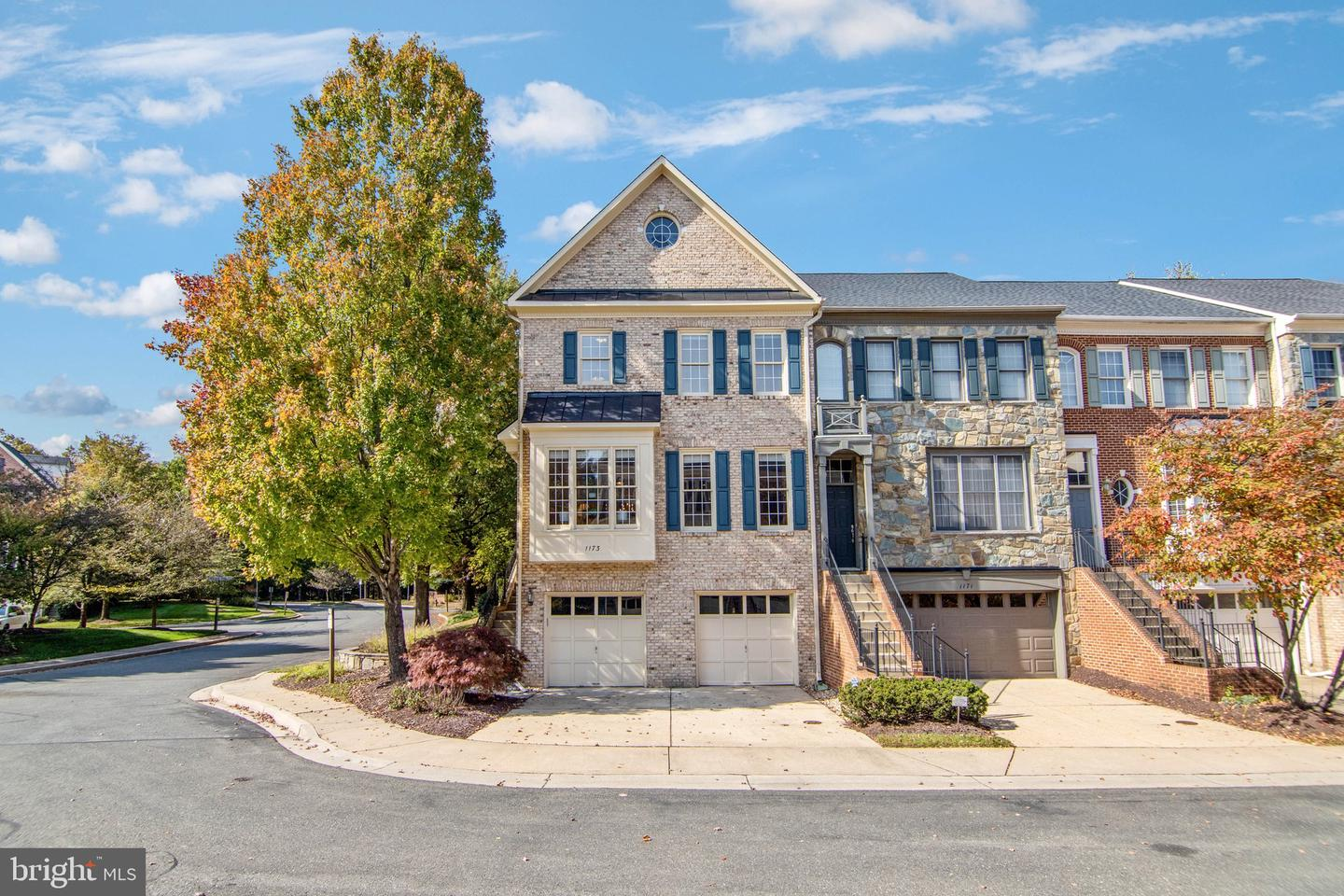 1173 Regal Oak Drive   - Rockville, Maryland 20852