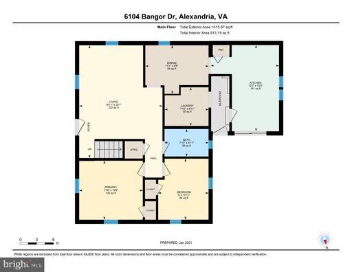 6104 Bangor Dr Alexandria VA 22303