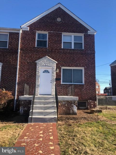 909 Saint Agnes Lane   - Baltimore, Maryland 21207