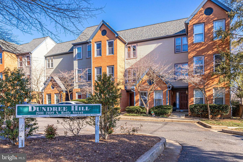2101 Rolfe Street  #UNITD - Arlington, Virginia 22209