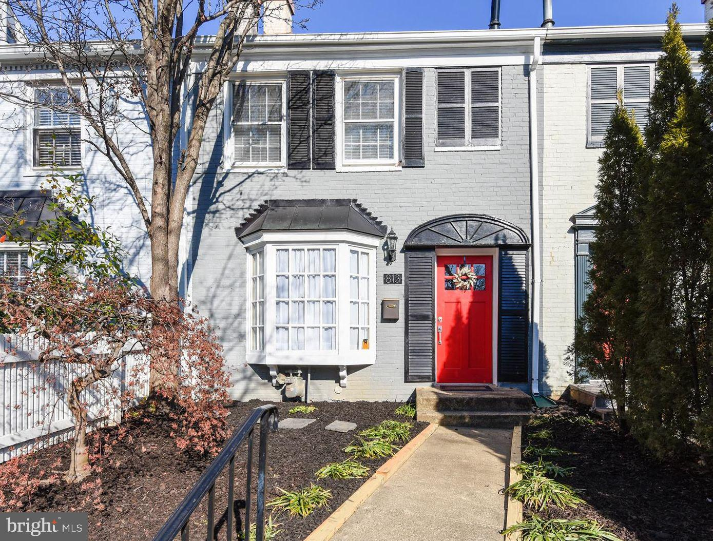 813 Green Street   - Alexandria, Virginia 22314