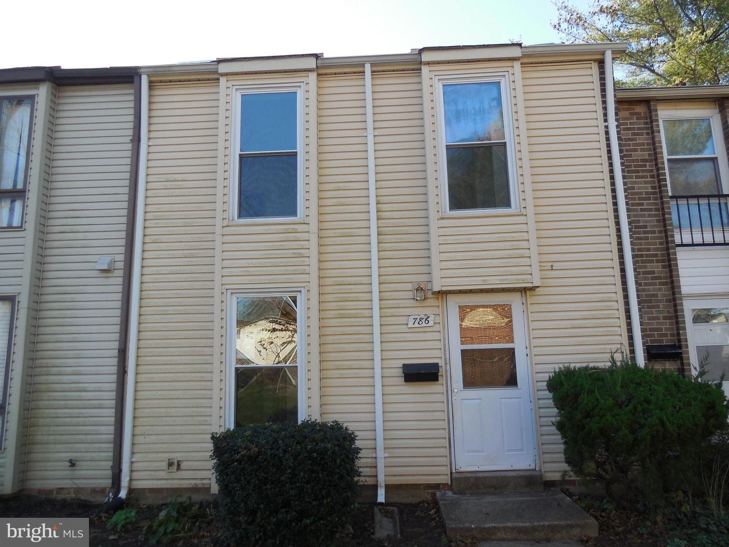 786 West Side Drive  #9-H - Gaithersburg, Maryland 20878