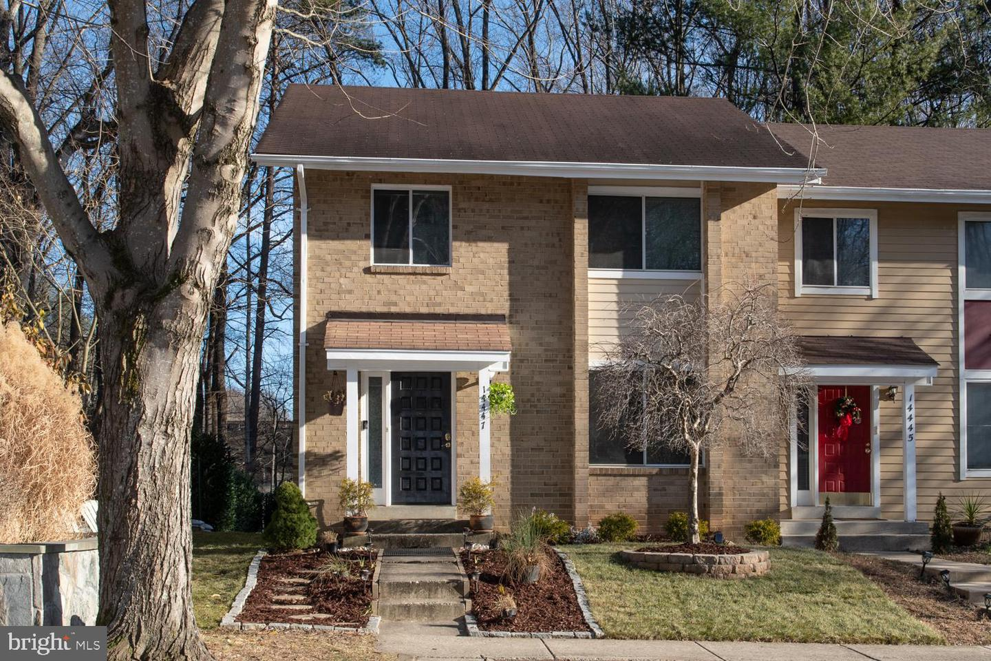 14447 Pebble Hill Lane   - North Potomac, Maryland 20878