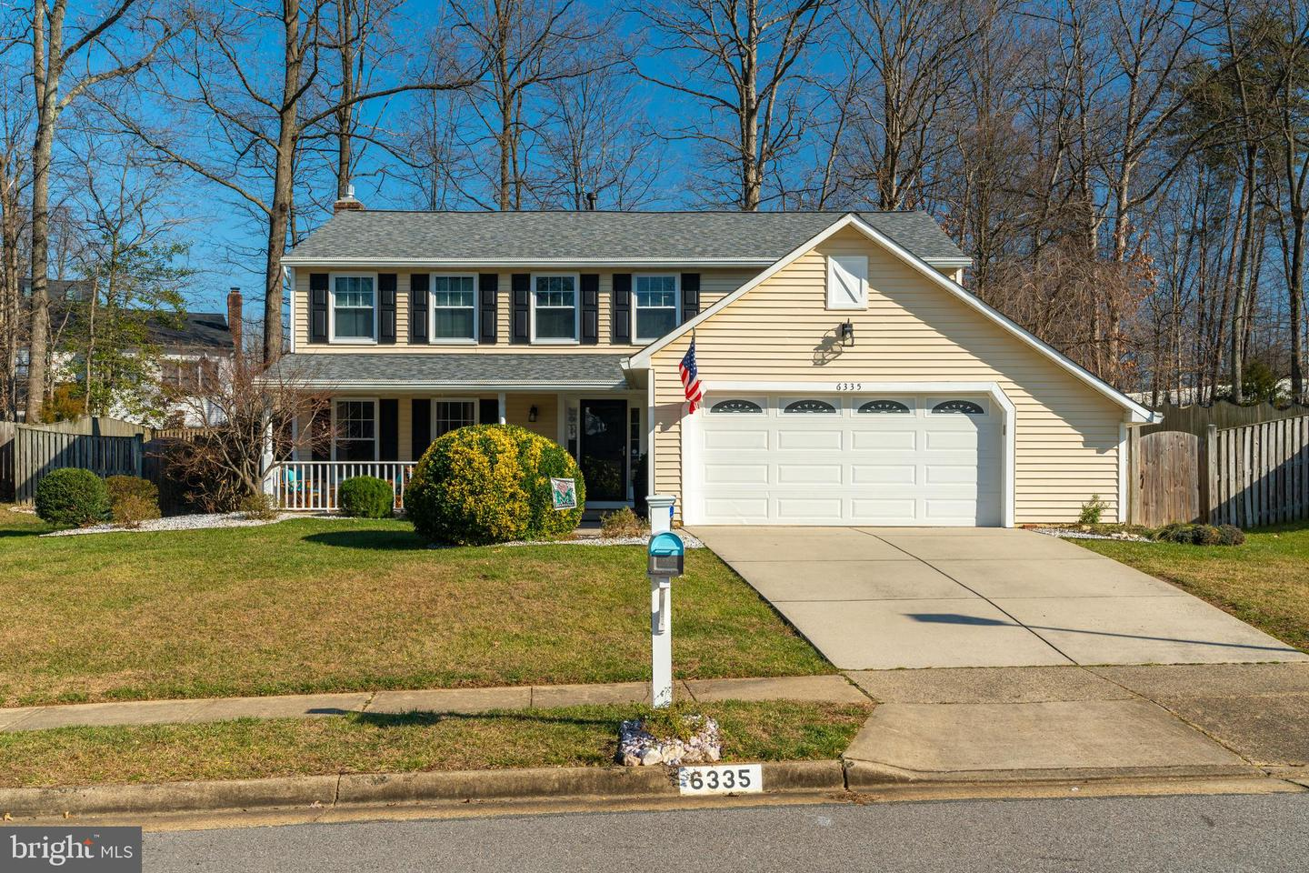 6335 Falling Brook Drive   - Burke, Virginia 22015