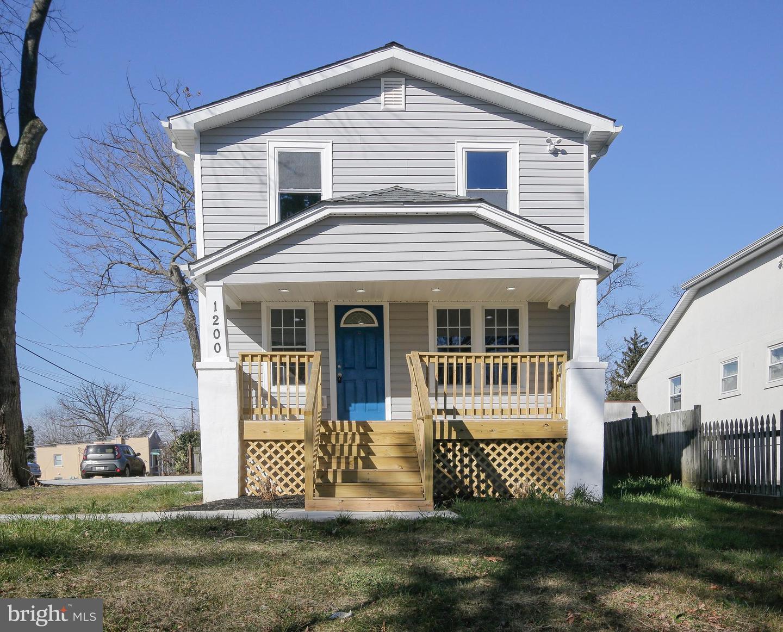 1200 Gregory Avenue   - Baltimore, Maryland 21207