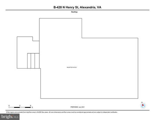 428 N Henry St #B, Alexandria 22314
