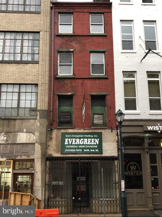24 N 3rd St, Philadelphia, PA, 19106