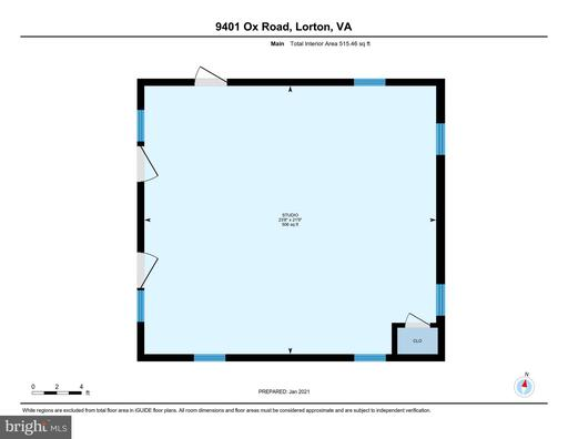 9401 Ox Rd Lorton VA 22079