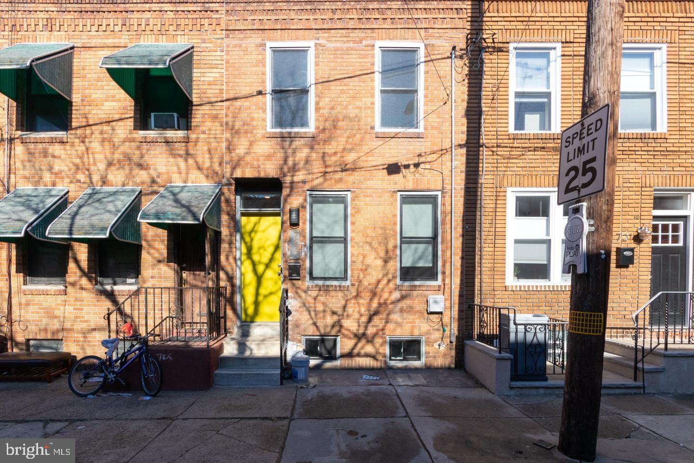 723 Sigel Street Philadelphia, PA 19148