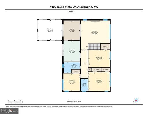 1102 Belle Vista Dr Alexandria VA 22307