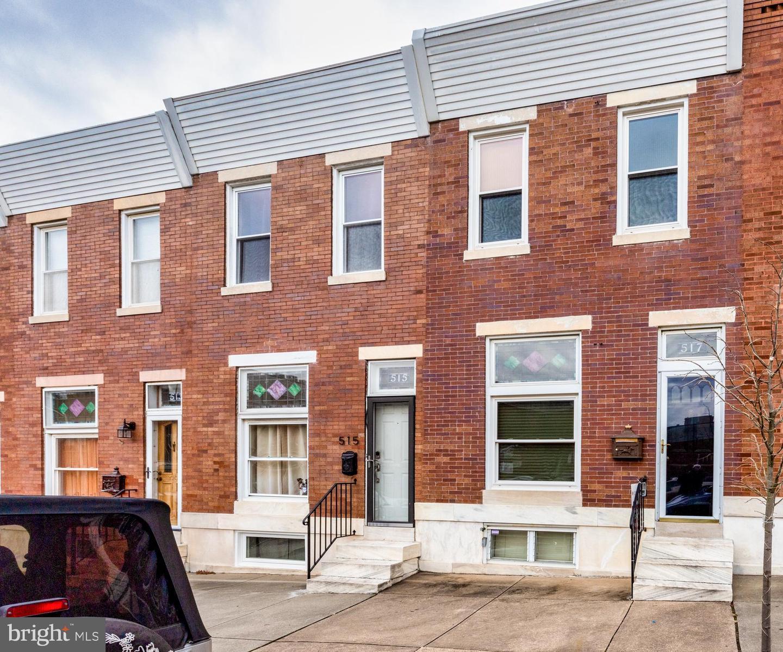 517 Linwood Avenue   - Baltimore, Maryland 21224