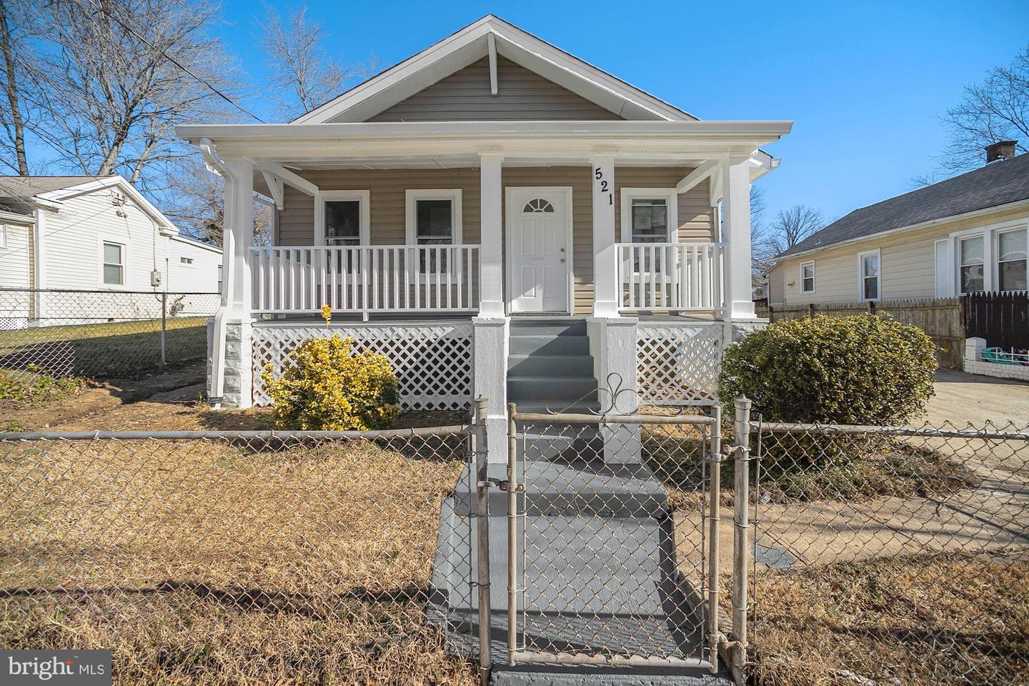 521 68th Street Capitol Heights, MD 20743
