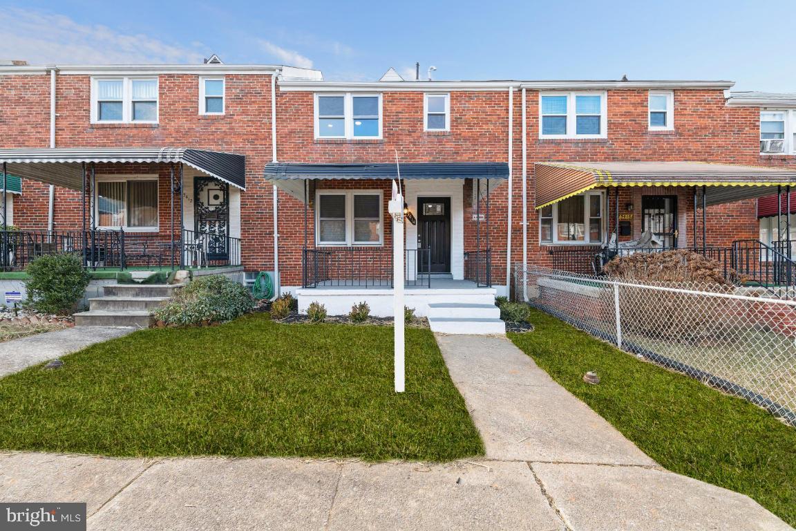 5414 Crismer Avenue Baltimore, MD 21215