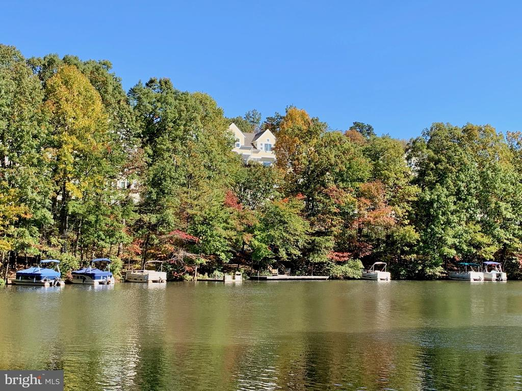 Professional pictures  coming soon. Rarely available Lake Living @ Beacon Heights on Lake Audubon. Over 50 acres of dedicated open space with views and access to LAKE AUDUBON. Here you have lake access with miles and miles of walking paths while living so close to community amenities, Reston Town Center, Reston Metro and South Lakes Shopping Center. Few Northern Virginia residents  have access from their backyard to a lake, private docks, walking paths and beautiful open space.  Live, Work and Play without leaving your community in this fully updated modern architectural design with elevator, 3 fireplaces, high ceilings, over-sized windows, hardwood floors, designer lighting, quartzite and granite countertops, office space and multiple entertainment areas that connect and extend your favorite living spaces. This open floor plan provides an option for everyone to engage in activities or simply relax and unwind inside or out.  The two story family room spans across the back of the home and connects the outdoor living space, dining room and gorgeous gourmet kitchen with white cabinets, granite counters and stainless appliances. The upper level offers a private master retreat with  beautiful views, luxury  bath with quartz countertops, glass shower surround and soaking tub. The upper level offers an adjoining sitting room, office or exercise room.  There are 2 additional bedroom suites, an office or second gathering room and multiple entertaining areas including  the fully finished walk-out lower level with fireplace.  Enjoy entertaining or relaxing on your private patio while being steps away from the walking paths and lake. Professional pictures will be taken on Thursday.