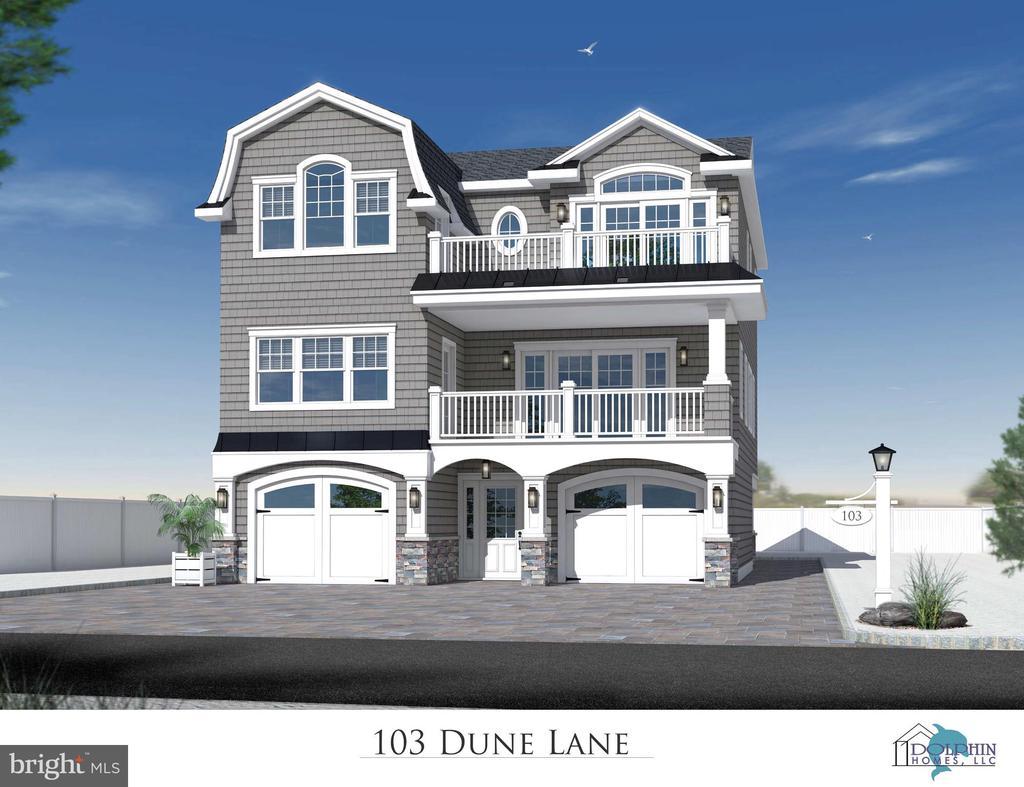 103 E Dune Lane, Long Beach Township, NJ 08008