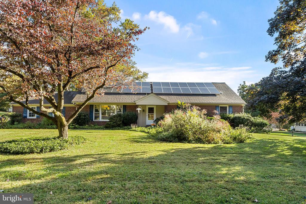 Offers due Monday at 6pm. Welcome to 1175 Von Steuben Drive! This 5-bedroom, 3 full bath home, with a full basement is just ready for your personal touch. This lovingly maintained energy efficient Cape Cod style home features owned solar panels, 2-car garage (pre-wired for an electric car), large living room, bonus room, and a level fenced backyard with mature trees. The main floor of the home features two guest bedrooms with access to a hall bath, and a primary suite with an ensuite bathroom. Upstairs find two additional bedrooms and a hall bath. With close proximity to Valley Forge Park, King of Prussia Mall, Town Center, 76, PA Turnpike, Routes 202 & 422, commuter rails, downtown Wayne, and award-winning schools, theses rare gems don't come on the market often, so come on by and check it out! Don't miss an opportunity to live in one of the Main Line's most established neighborhoods within highly acclaimed Tredyffrin Easttown School District!
