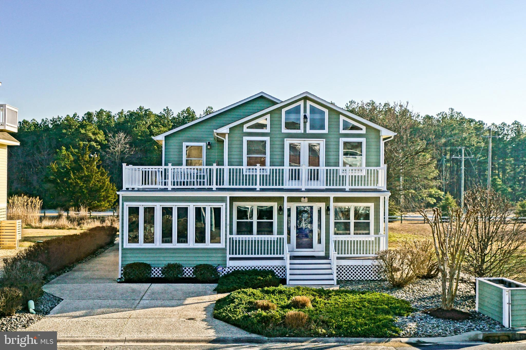 COASTAL LIVING STARTS HERE! Enjoy Delaware beach life from this fabulous Cape Shores 5-bedroom home. Entertaining is easy with this bright, beautiful kitchen open to the dining room, spacious enclosed all-seasons porch, large 1st & 2nd level owners suites, and more - all from this Lewes beachfront community with tennis, pool, and private pier. Stroll to the sands of the bay, bike into the sprawling natural preserve of Cape Henlopen State Park, and bike downtown to shopping, dining, and more. Call Today!