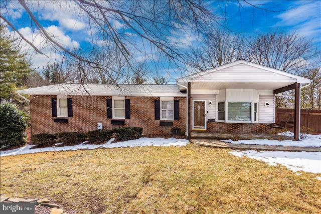 2111 Flag Marsh Rd, Mount Airy, MD, 21771
